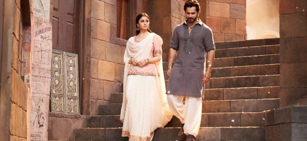 Alia Bhatt and Varun Dhawan./ Image: Twitter