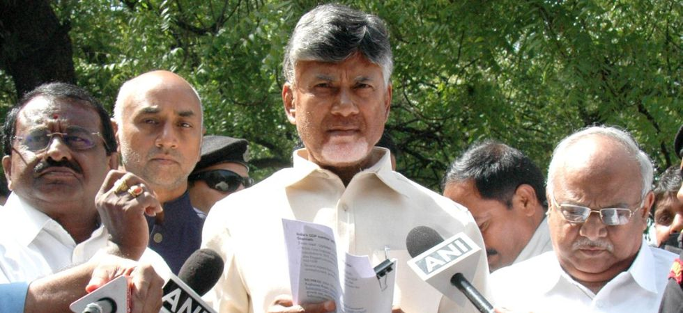 In TDP vs Election Commission over 'EVM expert', Chandrababu Naidu's party cites top US award and clean police record