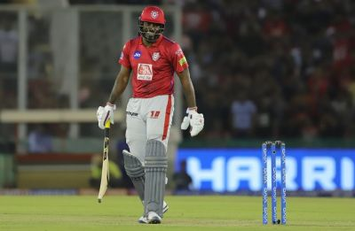 Chris Gayle misses out on special milestone in record-breaking match vs Royal Challengers Bangalore