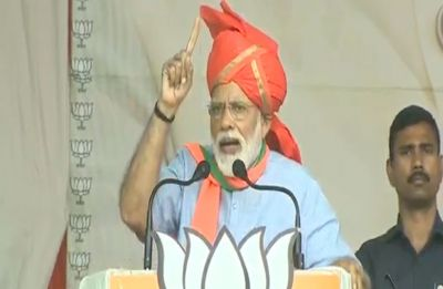 Kashmiri Pandits fled because of Congress policy, says PM Modi in Kathua rally