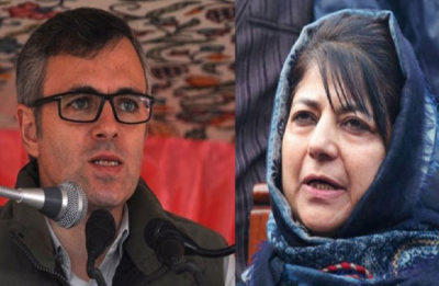 Omar Abdullah, Mehbooba Mufti hit back after PM Modi's 'Abdullahs and Muftis' barb