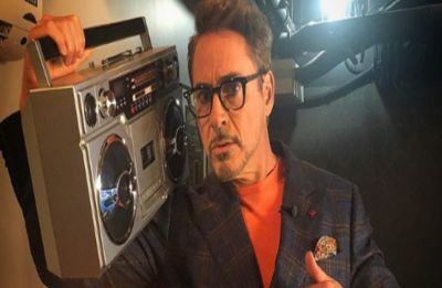 I'm coming to India so damn soon: Robert Downey Jr