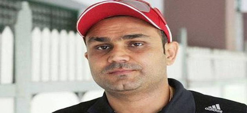 Virender Sehwag cheekily mentioned that he has never seen the Indian skipper so agitated when he led India. (File Photo)