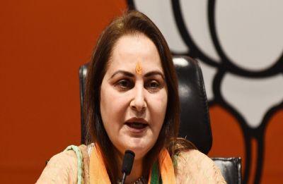 You think I'll get scared and leave Rampur? I won't! Jaya Prada hits back at Azam Khan