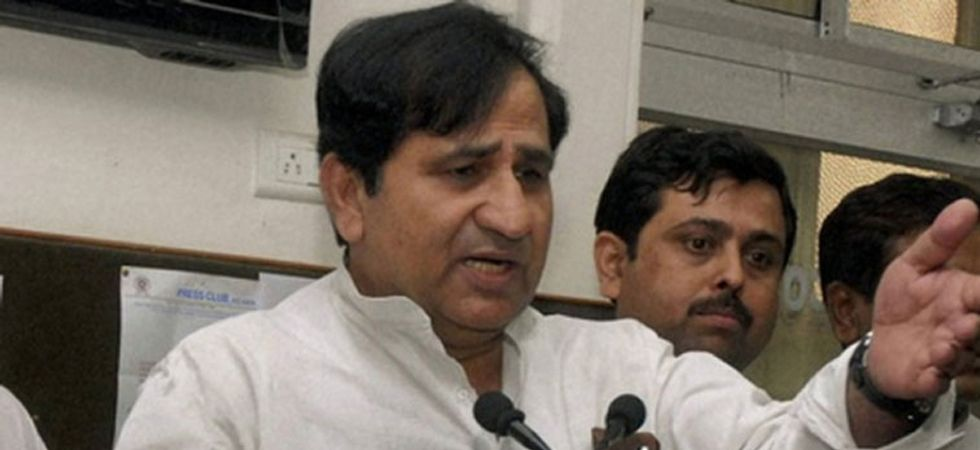 Congress leader and former Union minister Dr Shakeel Ahmad