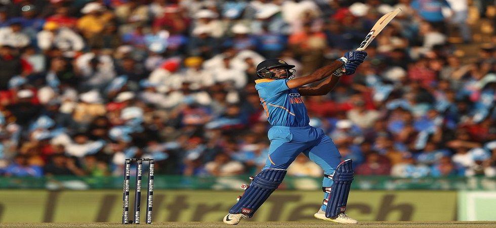 Vijay Shankar makes his way into ICC Cricket World Cup squad (Image Credit: Twitter)
