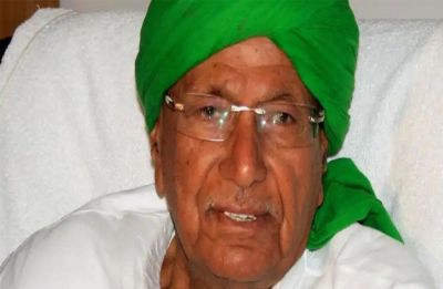ED attaches Rs 3.68-crore assets of former Haryana CM Chautala under PMLA