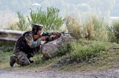 Pakistan violates ceasefire across LoC in Jammu and Kashmir's Nowshera