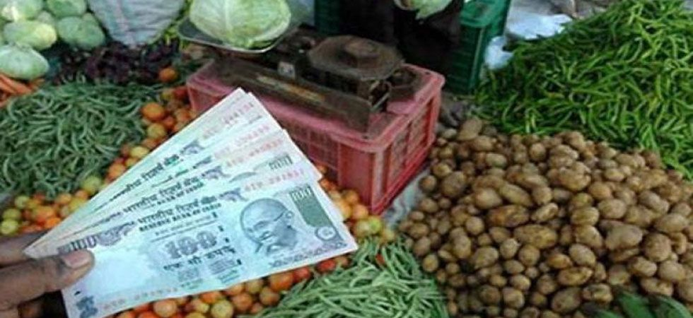 The Wholesale Price Index (WPI) based inflation was at 2.93 per cent in February