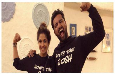 Harleen Sethi on 'shaky ground' post breakup with Uri star Vicky Kaushal?