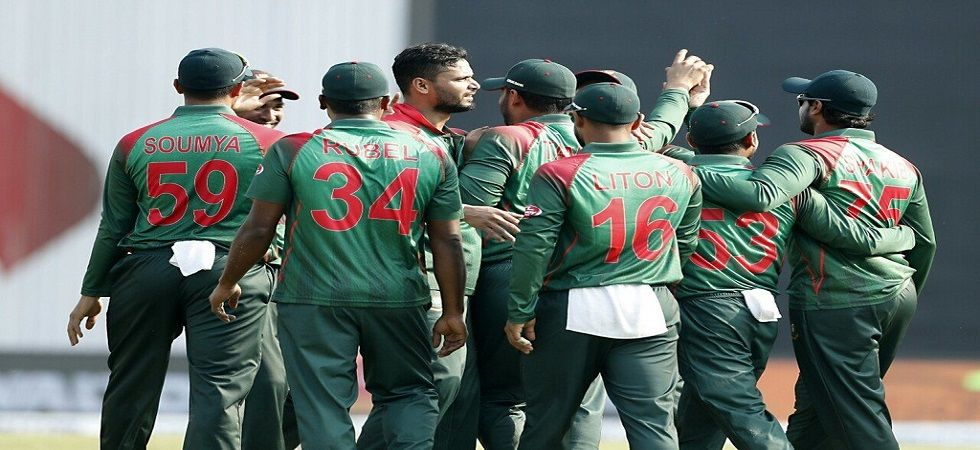 Bangladesh have included new-comer Abu Jayed in the 15-man squad for the ICC Cricket World Cup 2019. (Image credit: Twitter)