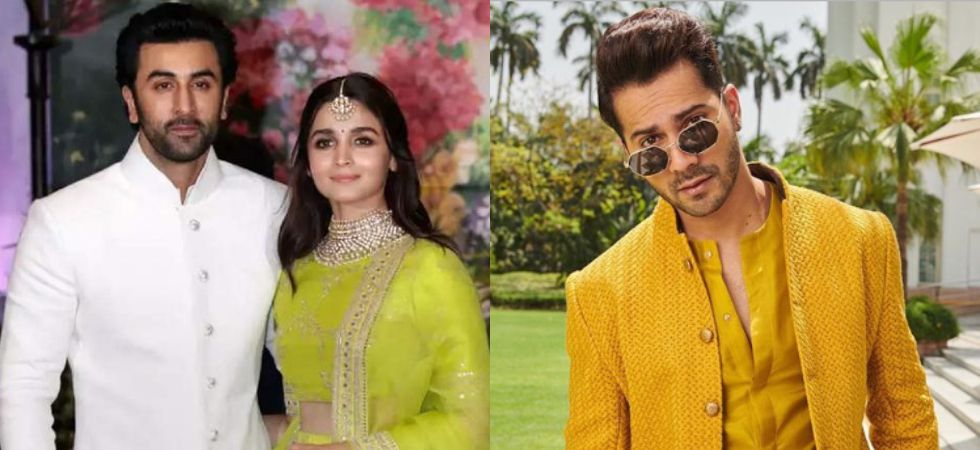 Alia Bhatt accidentally calls Varun Dhawan 'Ranbir' during interview.