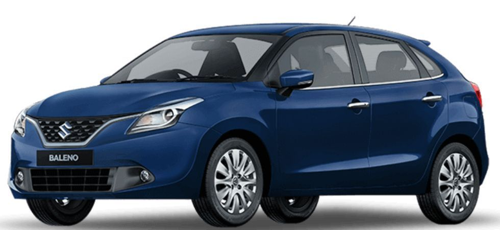 Maruti Suzuki may soon launch all-electric hybrid variant of Baleno (file photo)