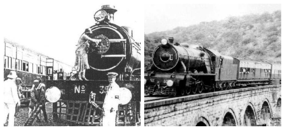 Celebrating 166 years of India's first train (Photo: Twitter/All India Radio)