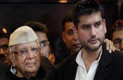 Rohit Shekhar, former UP and Uttarakhand chief minister ND Tiwari's son, dies