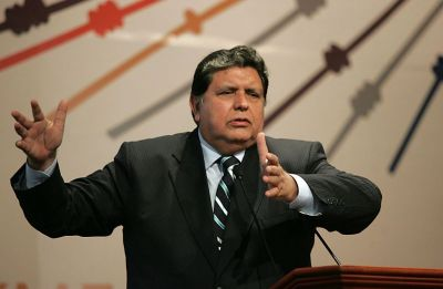 Peru former president Alan Garcia commits suicide as police came to arrest him