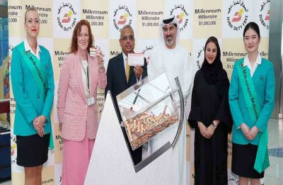 At 3, she won a luxury car. 6 years later, Indian girl wins $1-million jackpot in Dubai
