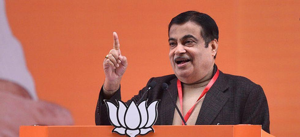Senior BJP leader Nitin Gadkari