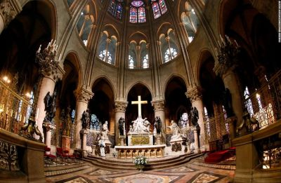 Notre Dame to be closed up to 6 years, uncertainty over future of church's 67 employees
