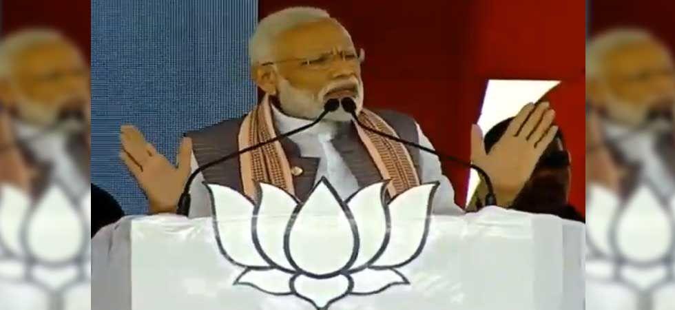 Prime Minister Narendra Modi (Photo: Twitter/@BJP4India)