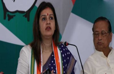 Priyanka Chaturvedi's angry tweet hints at simmering tensions between her and Congress party