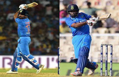 Ambati Rayudu and Rishabh Pant named India's standbys for World Cup 2019