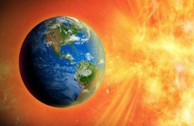 Earth's surface heating up, NASA study confirms