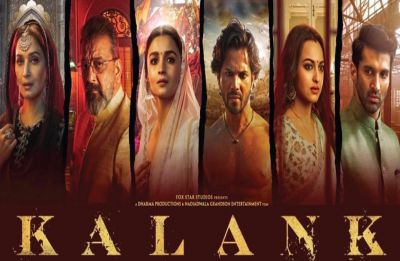 Kalank Review: Celebs bewitched by Varun Dhawan- Alia Bhatt's sizzling romance in fantastical world