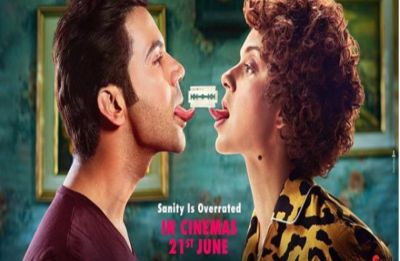 Kangana Ranaut-Rajkummar Rao starrer Mental Hai Kya new poster out; movie release pushed to June 21