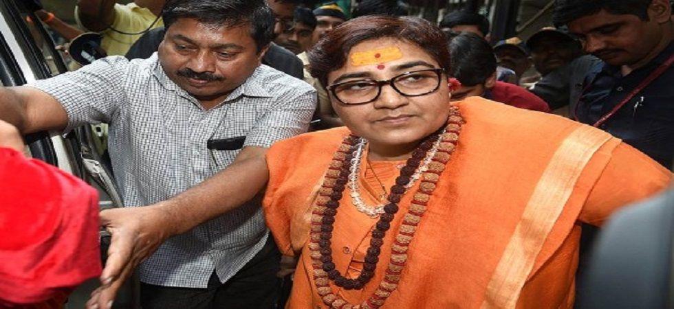 BJP releases new list for Lok Sabha polls in MP, Sadhvi Pragya Singh Thakur to contest from Bhopal against Digvijaya Singh