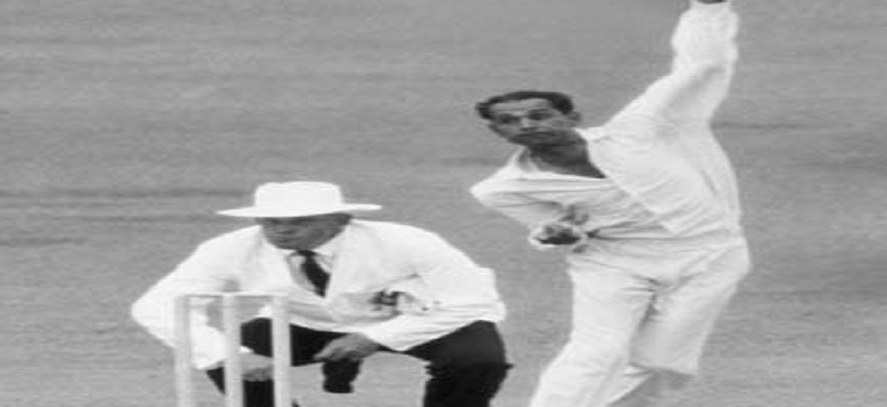 Bapu Nadkarni is best remembered for bowling 21 consecutive maidens in a Test match against England in Chennai in 1964 and he ended with figures of 32-27-5-0. (Image credit: Twitter)