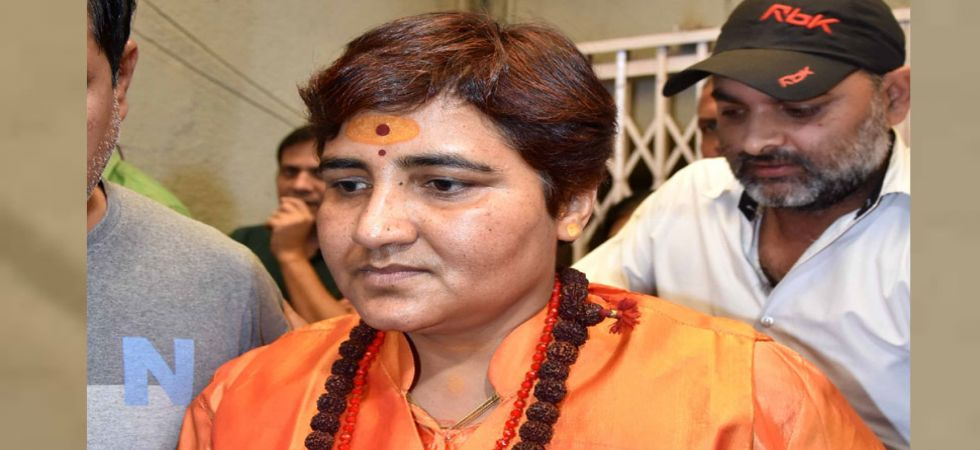 Sadhvi Pragya Singh Thakur (File Photo)