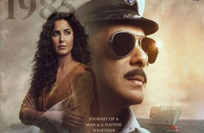 Salman Khan gets his Dabangg look back for fourth poster of Bharat featuring Katrina Kaif, says 'Meri Mitti, Mera Desh'