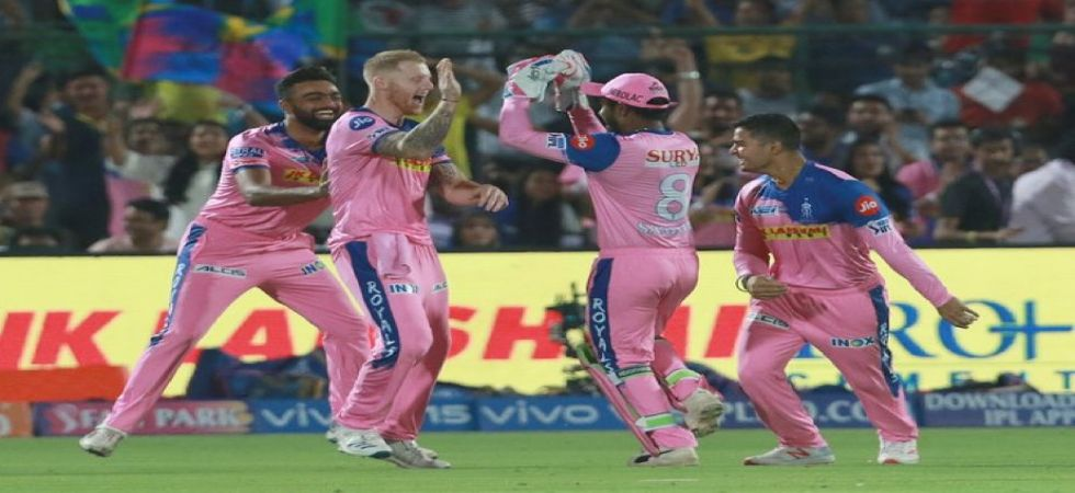 Ben Stokes hasn't had the best time for Rajasthan Royals this season (Image Credit: Twitter)