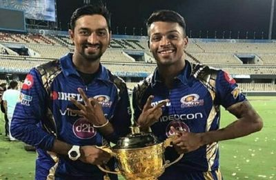 Hardik Pandya has become better cricketer after spending time away: Krunal Pandya