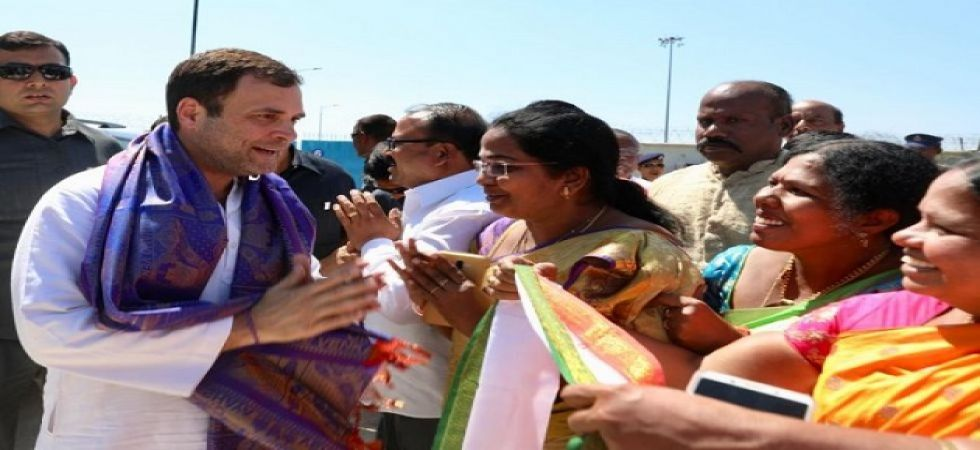 Modi will be removed, Congress will form govt, says Rahul Gandhi (file photo)