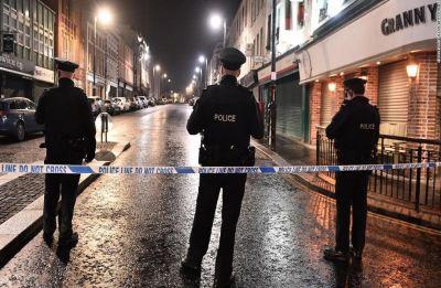 Journalist shot dead during riots in Northern Ireland