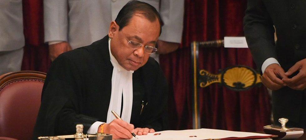 Chief Justice of India Ranjan Gogoi (PTI Photo)