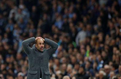 Manchester City eye quadruple next season after stumbling in UEFA Champions League