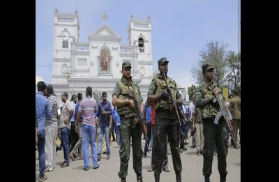 Sri Lanka Blasts: Eight suspects arrested, PM admits govt had prior information