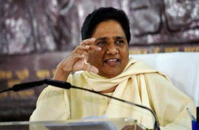 People of Uttar Pradesh ready to oust PM Modi, says Mayawati