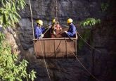 Nine trapped Meghalaya miners' families agree to stop search operations