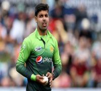 Shadab Khan ruled out of England series due to illness