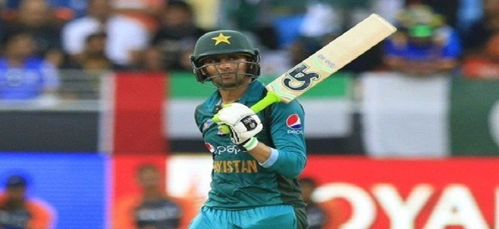 The coming World Cup will be Shoaib Malik's last World Cup (Image Credit: Twitter)