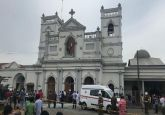 165 killed, over 400 injured in deadly blasts at Sri Lankan churches, hotels on Easter Sunday