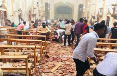 Sri Lanka blasts LIVE UPDATES: 101 killed as churches and hotels targeted on Easter Sunday