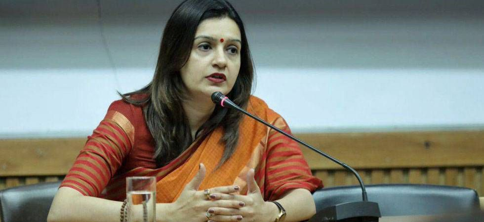Priyanka Chaturvedi quit the Congress a day after criticising it for reinstating leaders who harassed her.