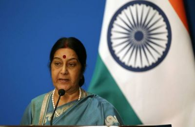 Three Indians among 215 killed in Sri Lanka blasts, says Sushma Swaraj