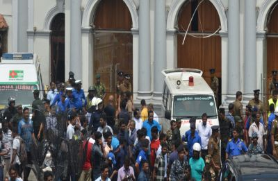 Sri Lanka Blasts Live: Nine Indians among 290 killed in Easter Sunday explosions