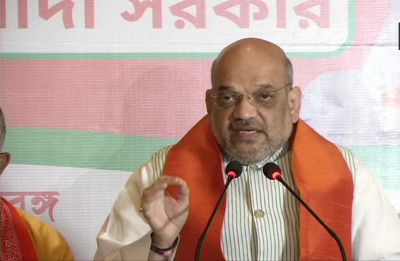Narada, Saradha, Syndicate Raj corruption marred present-day scenario in Bengal: Amit Shah